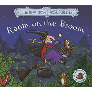 Julia Donaldson - Room On The Broom book