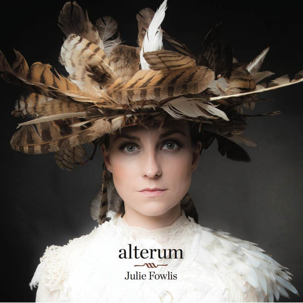 Julie Fowlis Alterum CD MACH008 front cover