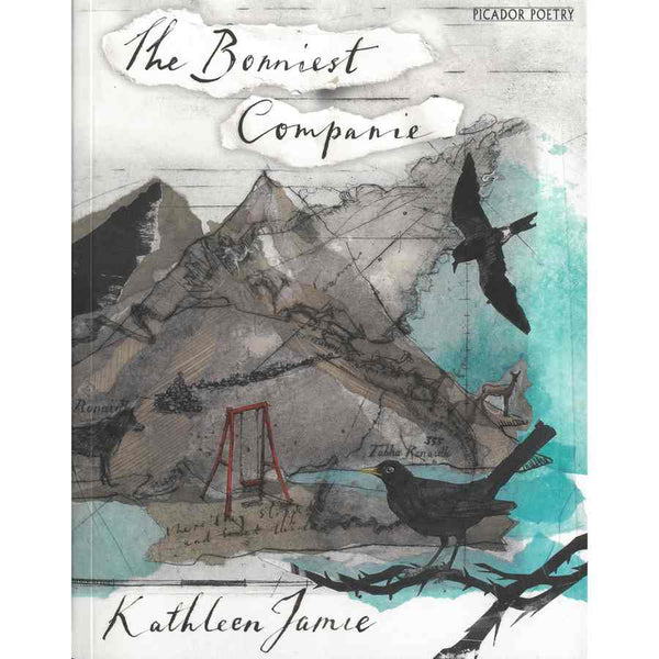 Kathleen Jamie - The Bonniest Companie front cover