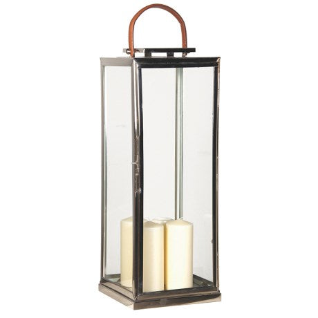 Tall Nickel Lantern