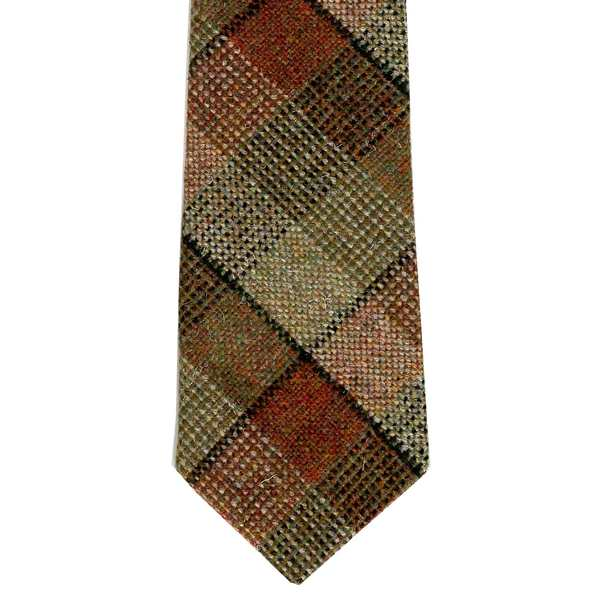 Leather Guild Gents Tie - Braveheart Islay Tweed