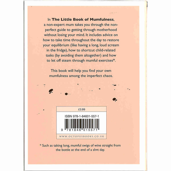 Little Book Of Mumfulness Book back cover