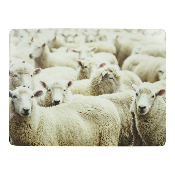Mars & More Luxury Sheep Placemats