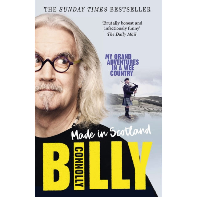 Made In Scotland by Billy Connolly