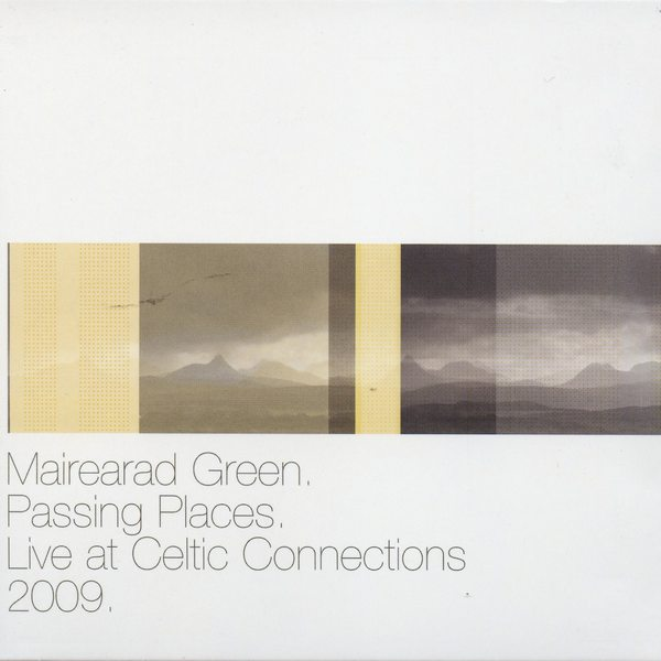 Mairearad Green - Passing Places BUIECDDVD01