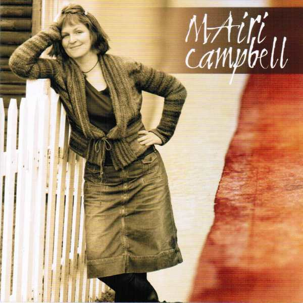 Mairi Campbell - Mairi Campbell MC01CD