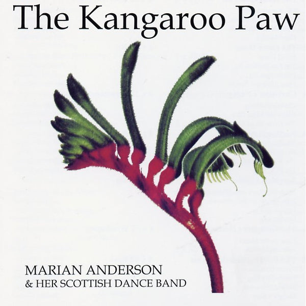 Marian Anderson's Scottish Dance Band - The Kangaroo Paw CD