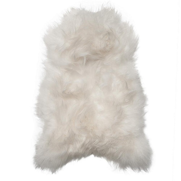 Icelandic White Sheepskin