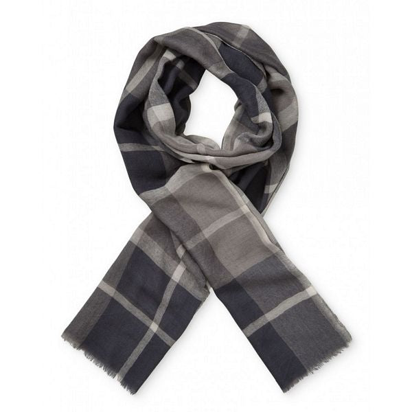 Masai Clothing Anouk Scarf in Stone Check 193407987-7187 main