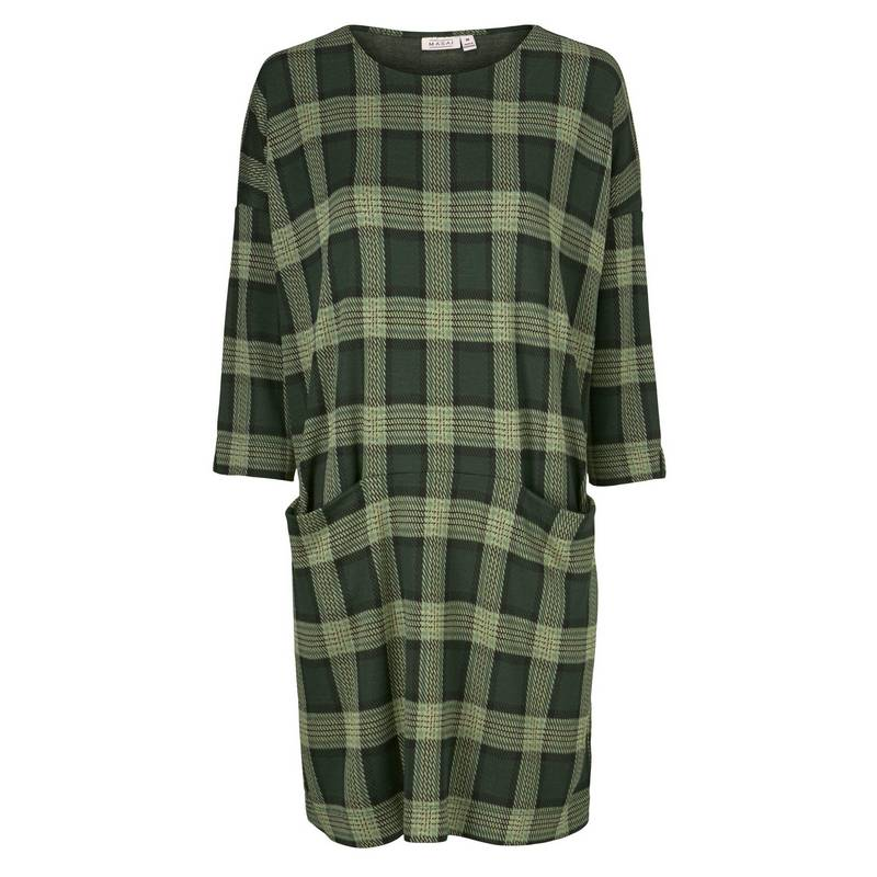 Masai Clothing Grona Dress in Mount Org 194061205-3308 front