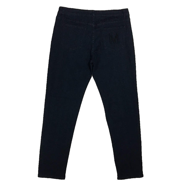 Masai Paraki Trousers Navy Denim back