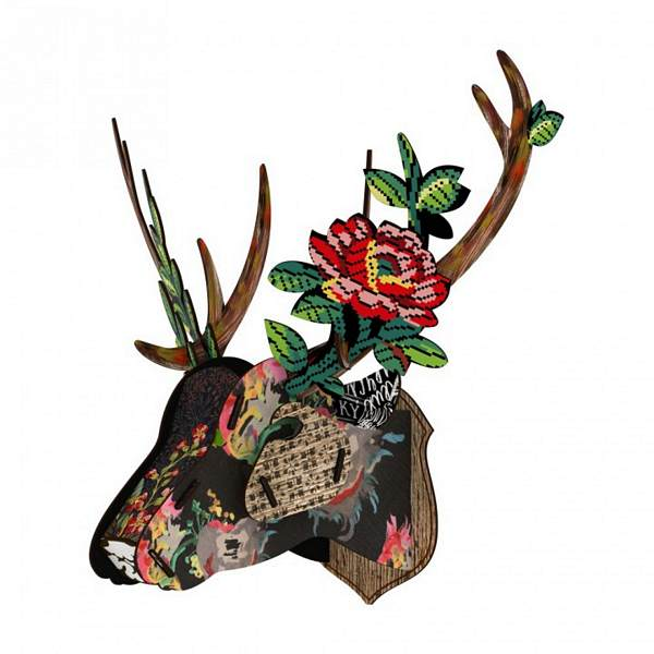 Miho Deer Head Trophy join the club