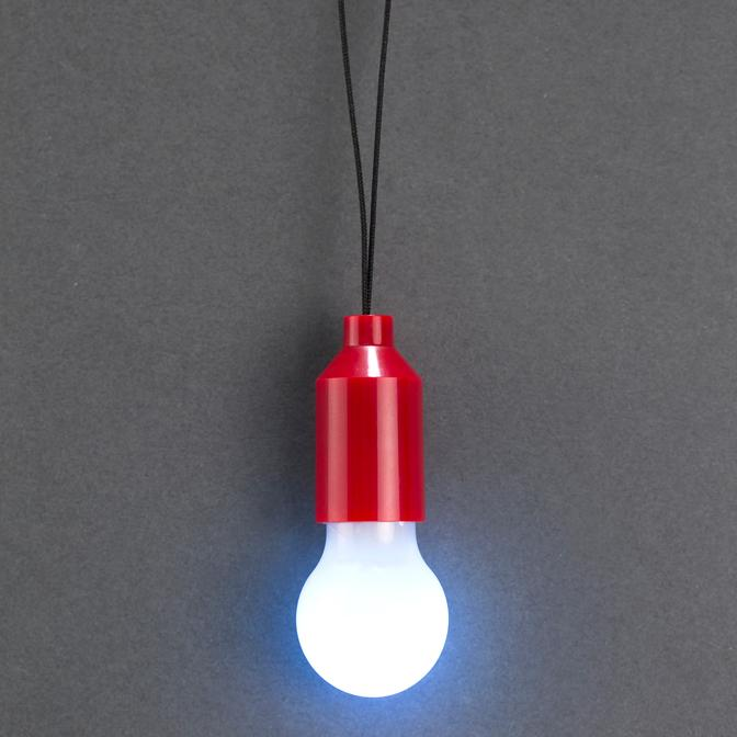 Mini LED Bulb Pull Light FL56 red