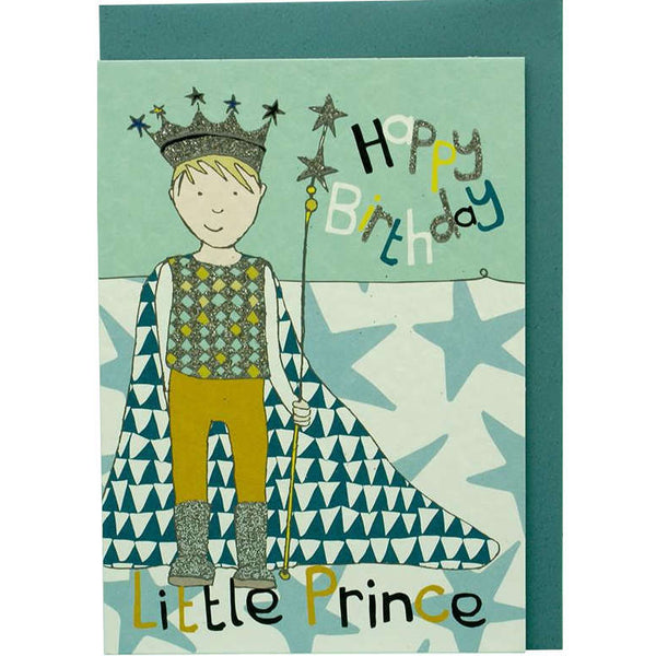 Happy Birthday Little Prince card