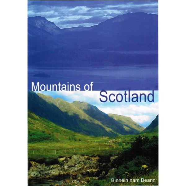 Mountains Of Scotland DVD