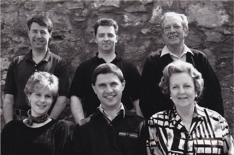 Neil Barron & His Scottish Dance Band - Band Picture