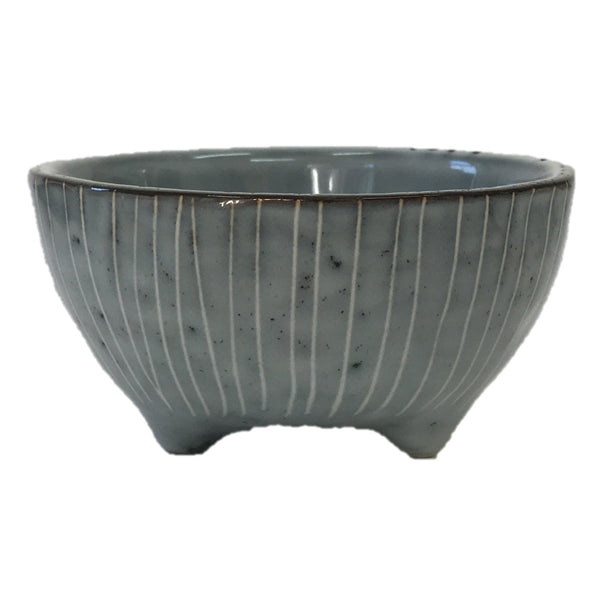 Nordic Sea Stoneware Dipping Bowl Large