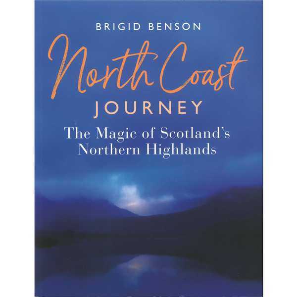 North Coast Journey by Brigid Benson front