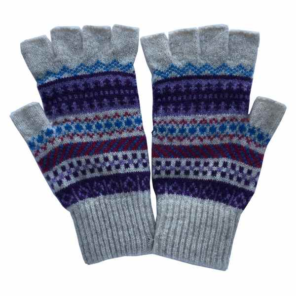 Old School Beauly Knitwear - Beauly Fingerless Gloves