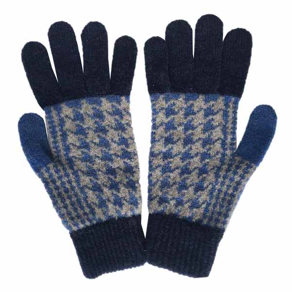 Old School Beauly Knitwear - Black Isle Gloves