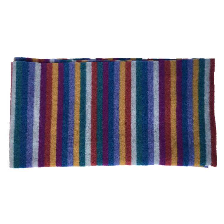 Old School Beauly Knitwear - Inverness Sunset Scarf folded