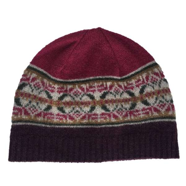 Old School Beauly Knitwear - Ross-shire Hat front