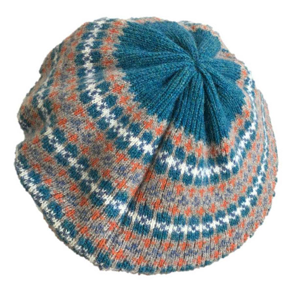Old School Beauly Knitwear - Wee Nessie Hat back