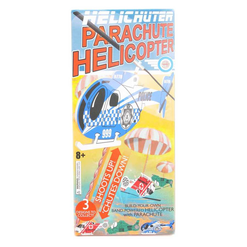 Parachute Helicopter 222121