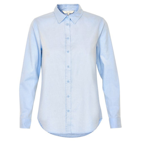 Part Two Clothing Chrissie Oxford Shirt - Skyway