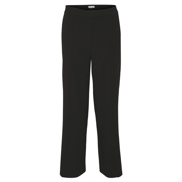 Part Two Clothing Jalila Black Trousers 30302600-33050 front