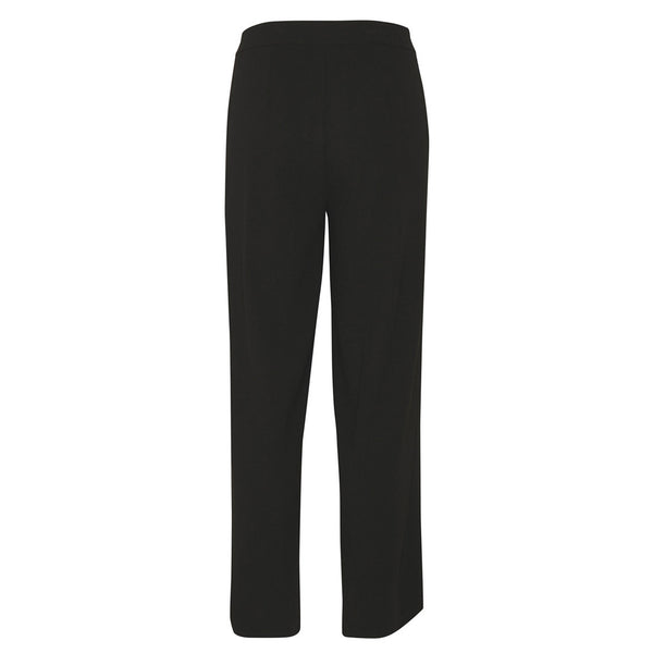 Part Two Clothing Jalila Black Trousers 30302600-33050 back