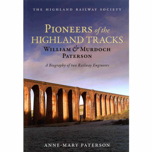 Pioneers Of The Highland Tracks front