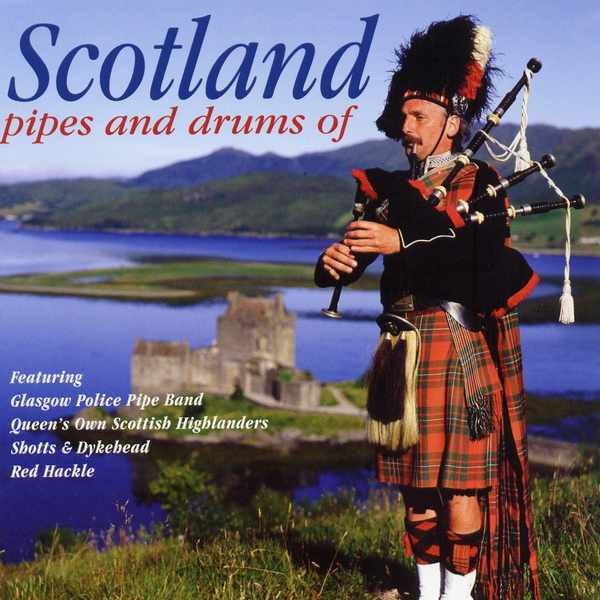 Pipes & Drums Of Scotland PEGCD438