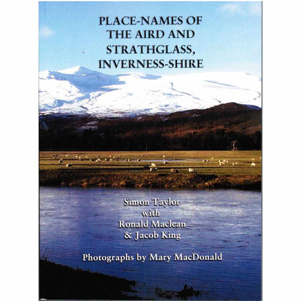 Place-names Of The Aird & Strathglass front