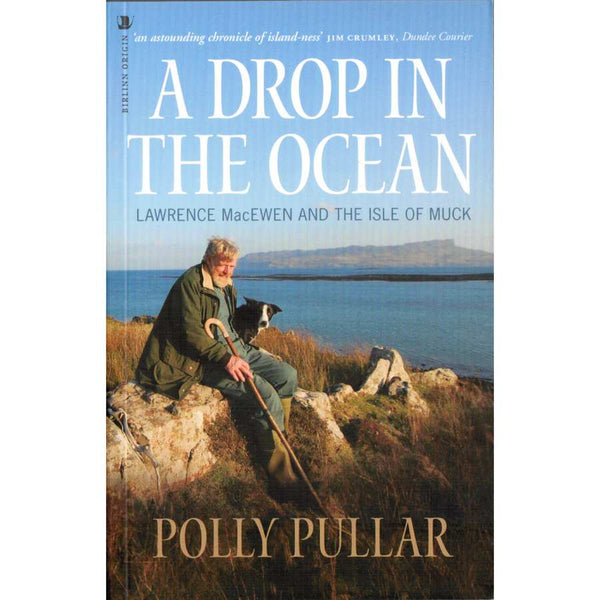 Polly Pullar - A Drop In The Ocean - Paperback book