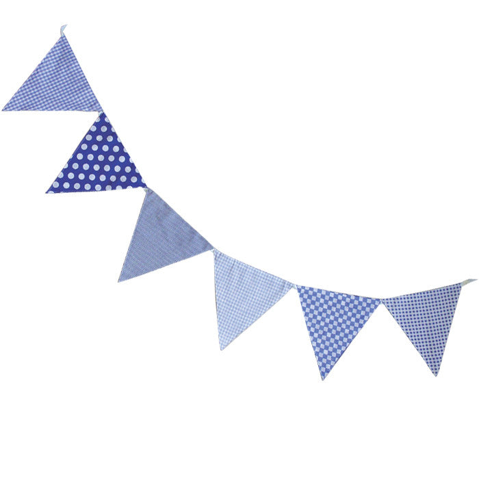 Powell Craft Blue Bunting