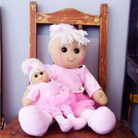 Powell Craft Rag Dolls Medium and Large