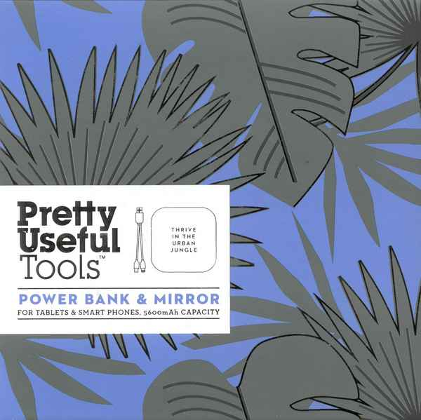 Pretty Useful Tools Power Bank & Mirror box