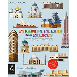 Pyramids Pillars And Palaces book