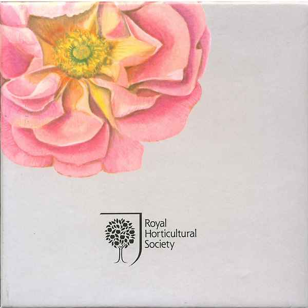 RHS Flower Paperweight box lid