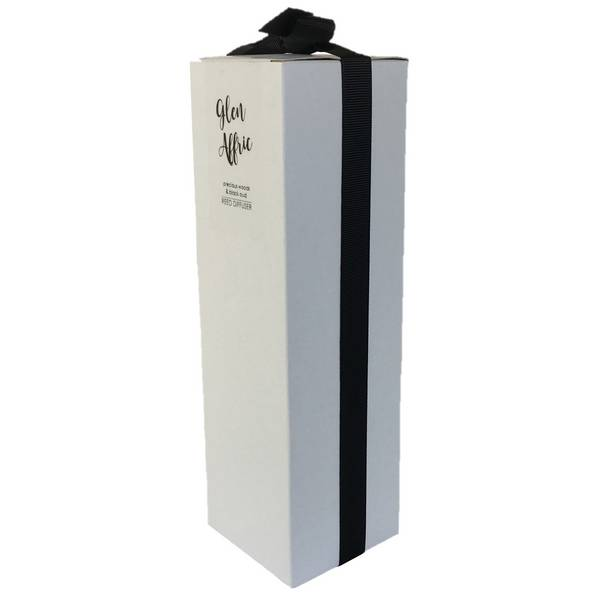 Old School Beauly Reed Diffuser - Glen Affric 100ml angled