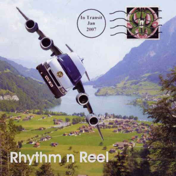 Rhythm & Reel - In Transit REELCD2 CD front cover