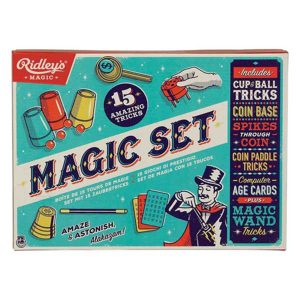 Ridley's 15 Trick Magic Set RID302