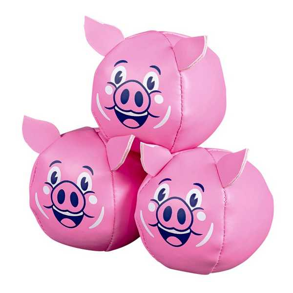 Ridley's Novelty Flying Pig Juggling Balls RID372