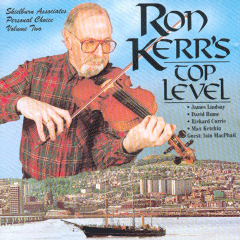 Ron Kerr's Top Level CD