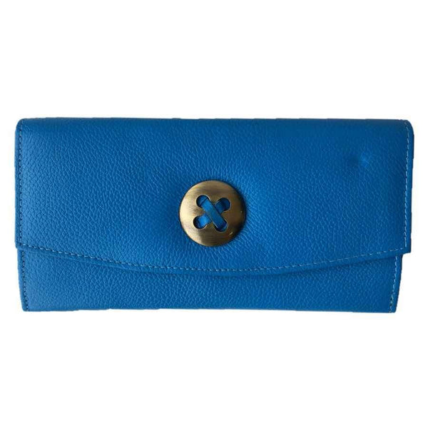 Rowallan Of Scotland Marianne Blue Matinee Purse front