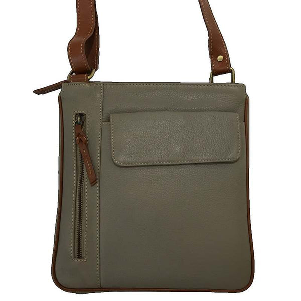 Rowallan Prelude Taupe Zip Top Bag