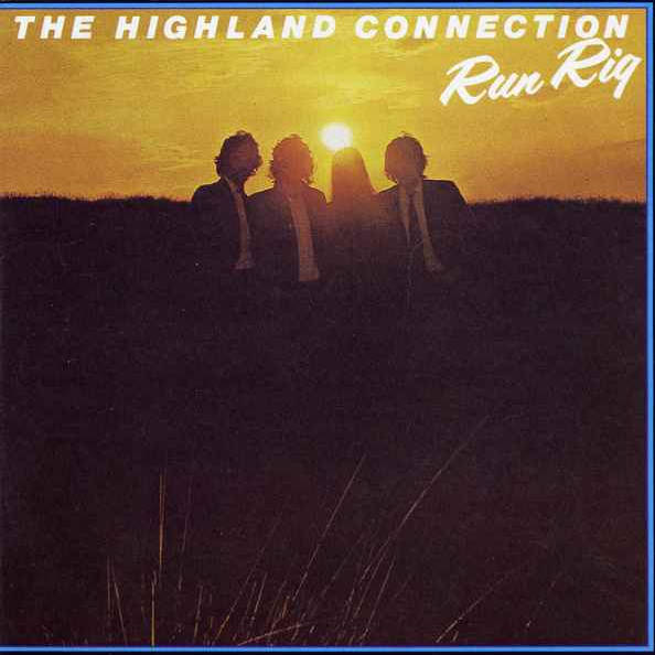 Runrig - The Highland Connection RRCD001 CD front cover