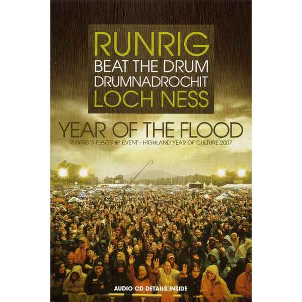 Runrig - Year Of the Flood DVD RRD049