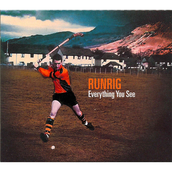 Runrig - Everything You See CD front